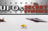 UFO's: The Secret Evidence (2005)