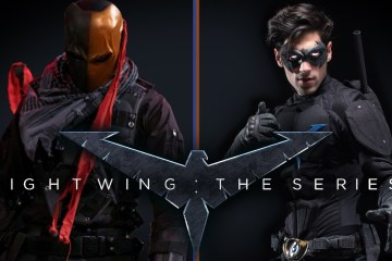 Nightwing - The Series