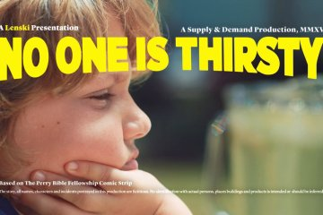 No One Is Thirsty (2015)