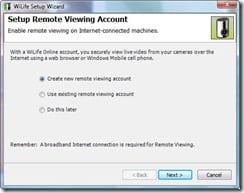 Remote Settings