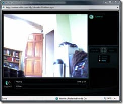 Online Access Live Playback
