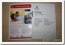 UWHS Review - Iomega eGo Desktop Hard Drive 004