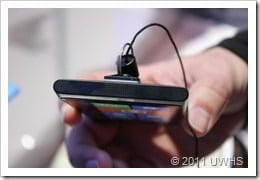 UWHS - Nokia Lumia 900 at CES 2012 - 6