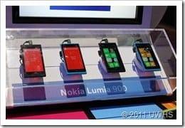 UWHS - Nokia Lumia 900 at CES 2012 - 8