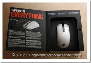 UWHS Review - SteelSeries Kana Mouse 003