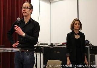 CDW at Sci Fi London Horizons 6th May 2012 067
