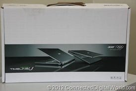 CDW Review of the Acer Aspire Timeline U - 31