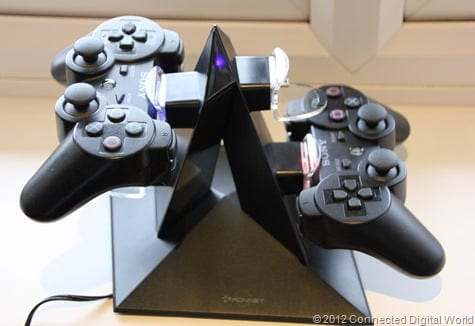 CDW Review of the Konnet Power Pyramid for PS3 - 1
