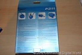 CDW review of the Arctic P311 headphones - 2