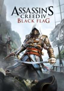 Assassins Creed 4 Cover