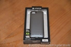 CDW Review of mophie juice pack helium for iphone 5 - 1