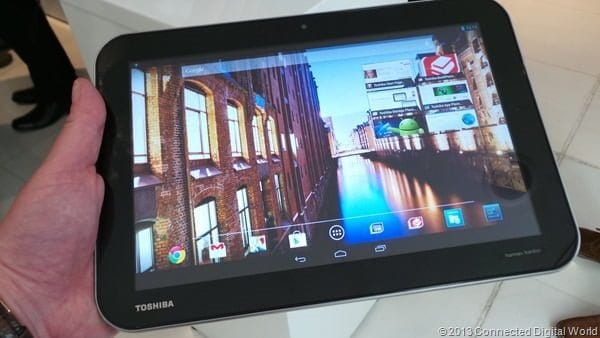 CDW - A closer look at the Toshiba Excite Pro Tablet - 16