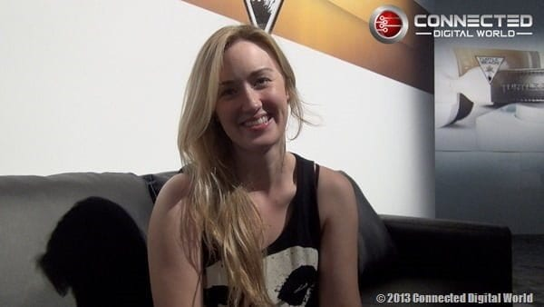 Exclusive Interview with Ashley Johnson at E3 2013