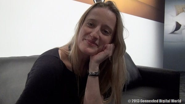Exclusive Interview with Jenn Taylor at E3 20132