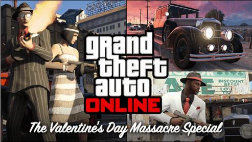 gta online valentines day massacre