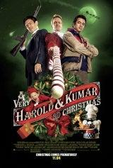 A Very Harold &amp; Kumar 3D Christmas Poster<br data-recalc-dims=