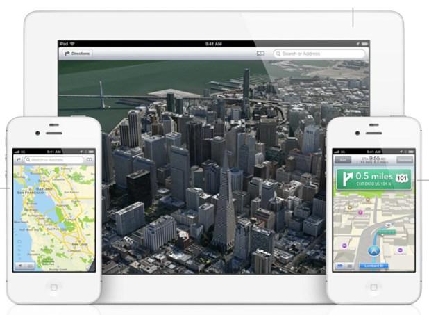 Aplicacion mapas