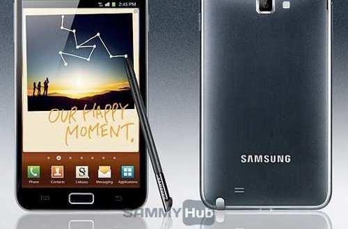 El grandioso Galaxy Note 2 y 2 03 de Samsung