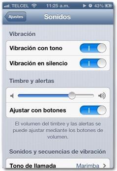 configurar el flash de mi iPhone