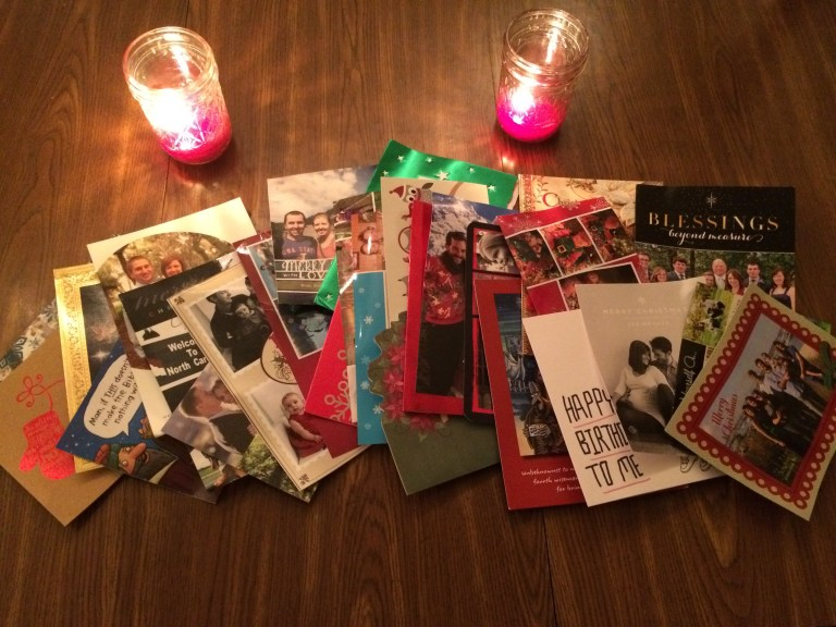 Christmas Cards | Moving Peaces