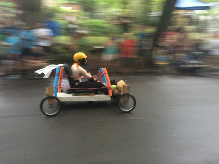 Soapbox Derby | Moving Peaces