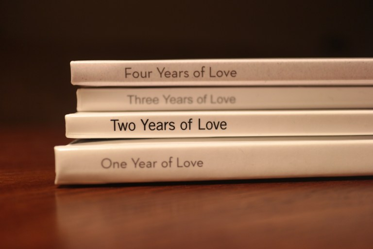 Years of Love | Moving Peaces