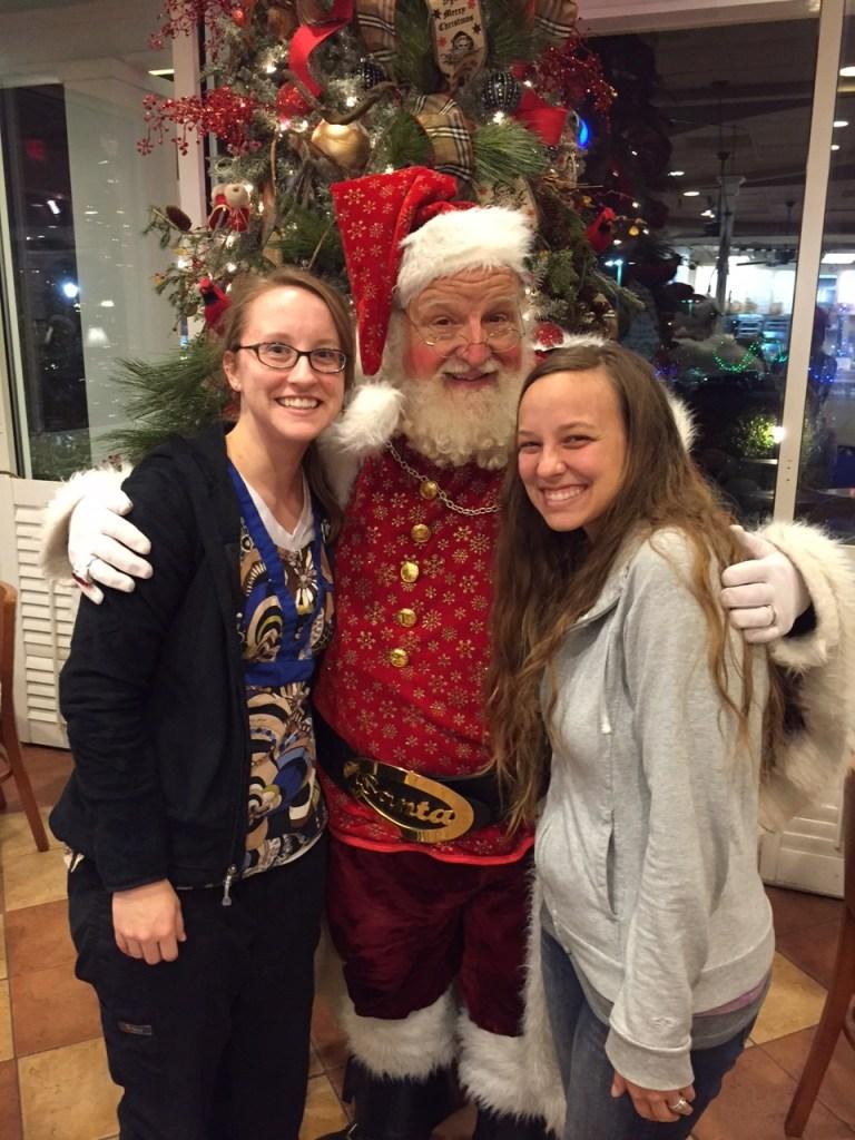 Santa | Moving Peaces