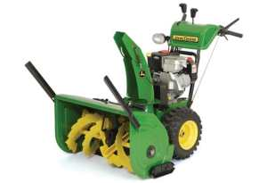 1332PE large1 300x205 John Deere Model 1332E 2 Stage Snowblower Review