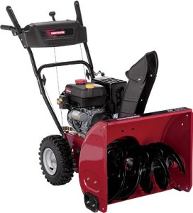 88955 272x300 2011 Craftsman 24 inch 179 cc Snow Blower Model 88957 Review