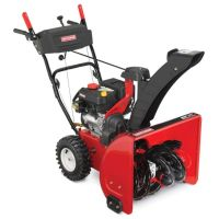 Craftsman 24'' 208cc Dual-Stage Snow Thrower