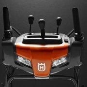 Husqvarna 961930096 208cc 2 Stage 24-Inch styling