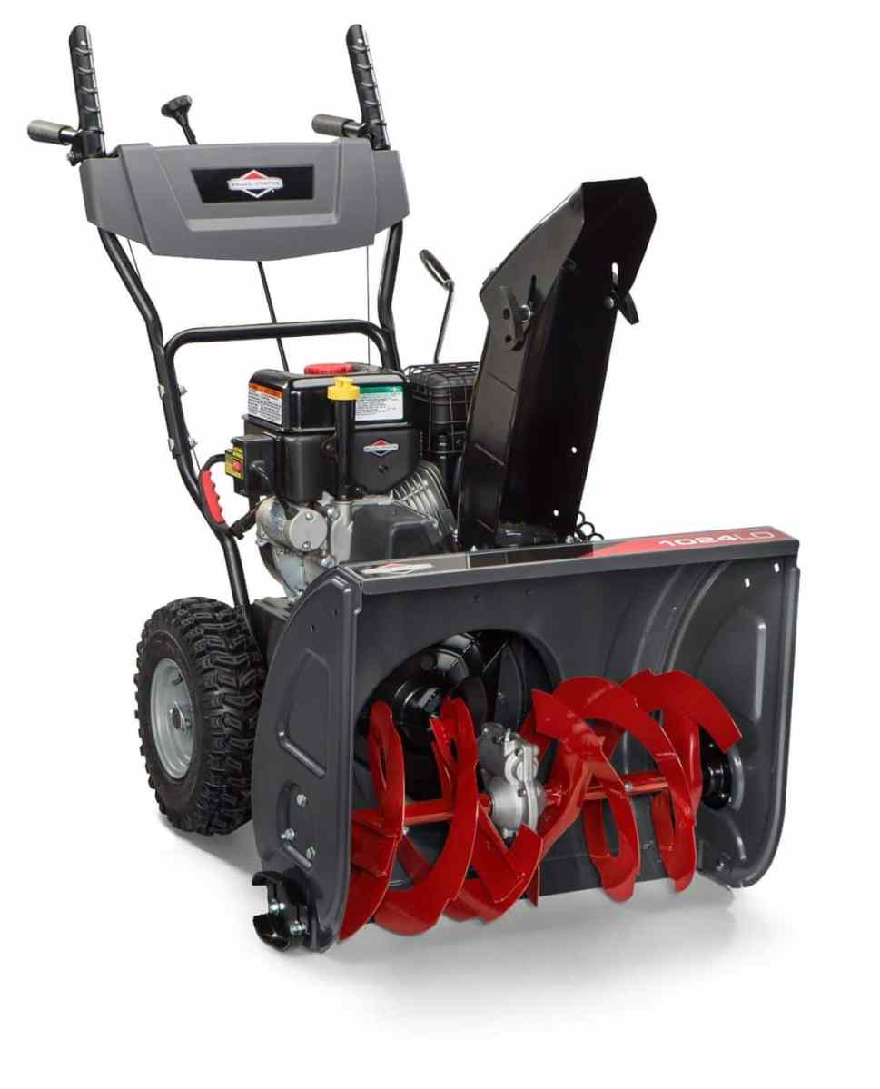 New 2015 Briggs & Stratton Snow Blowers - My Review