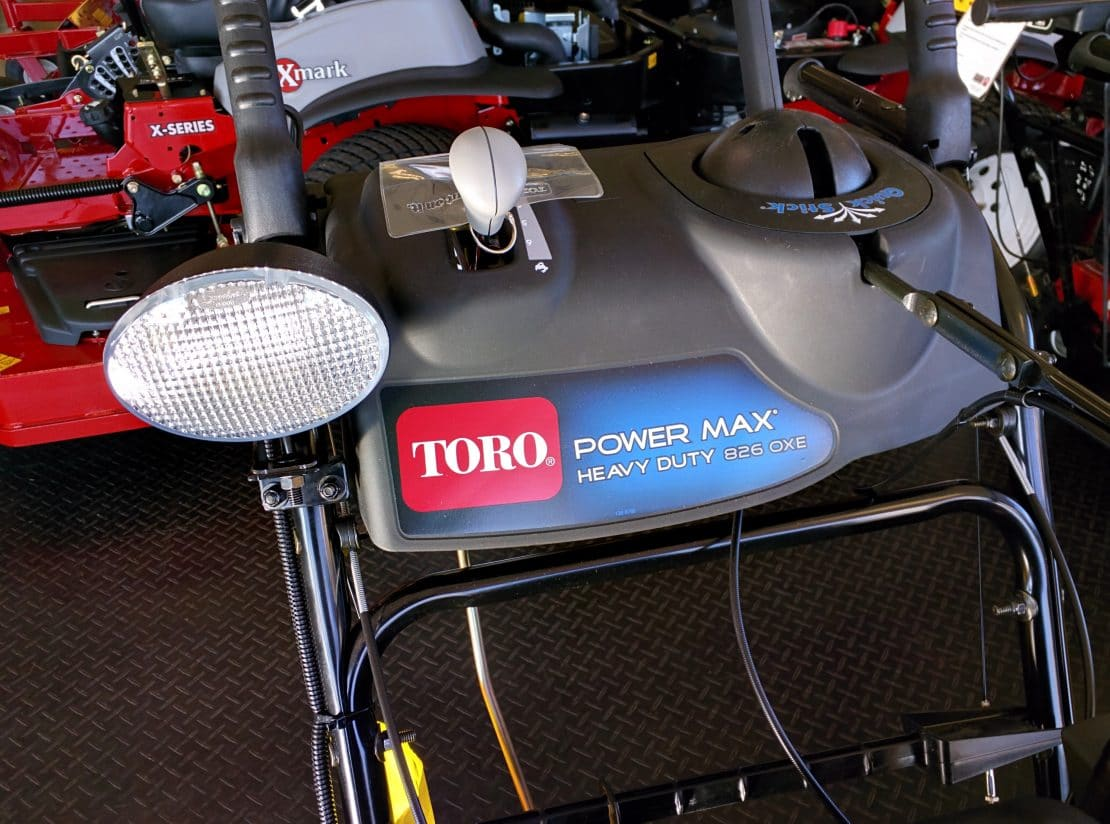 Toro Power Max Heavy Duty 826 OXE Model 38805 Picture Review