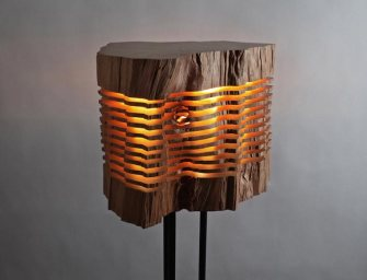 Les magnifiques lampes de Paul Foeckler