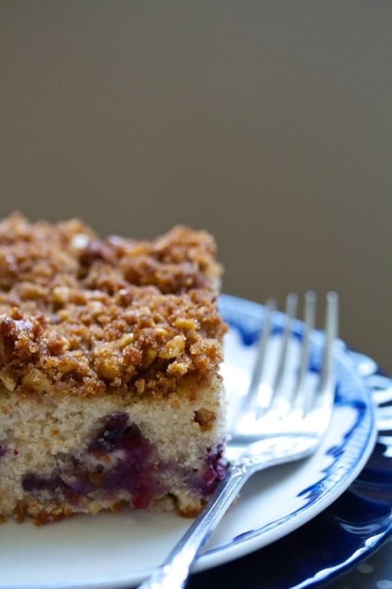 blueberry break cake | movita beaucoup