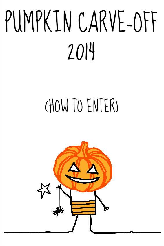 pumpkin carve-off 2014 | movita beaucoup
