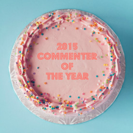 2015 commenter of the year // movita beaucoup