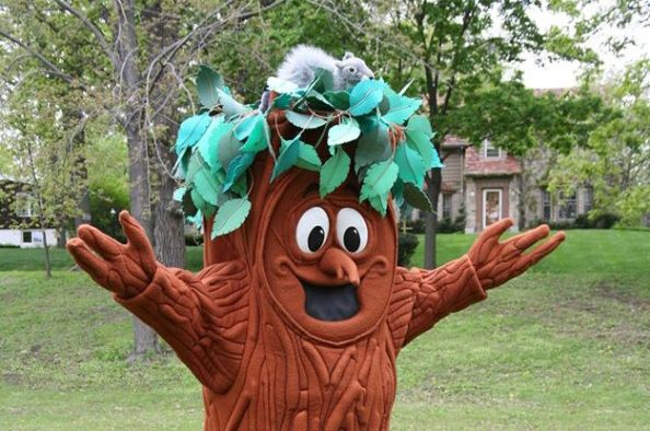 Elmer the Elm Tree ®MPRB