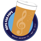 Hops for Pops Logo