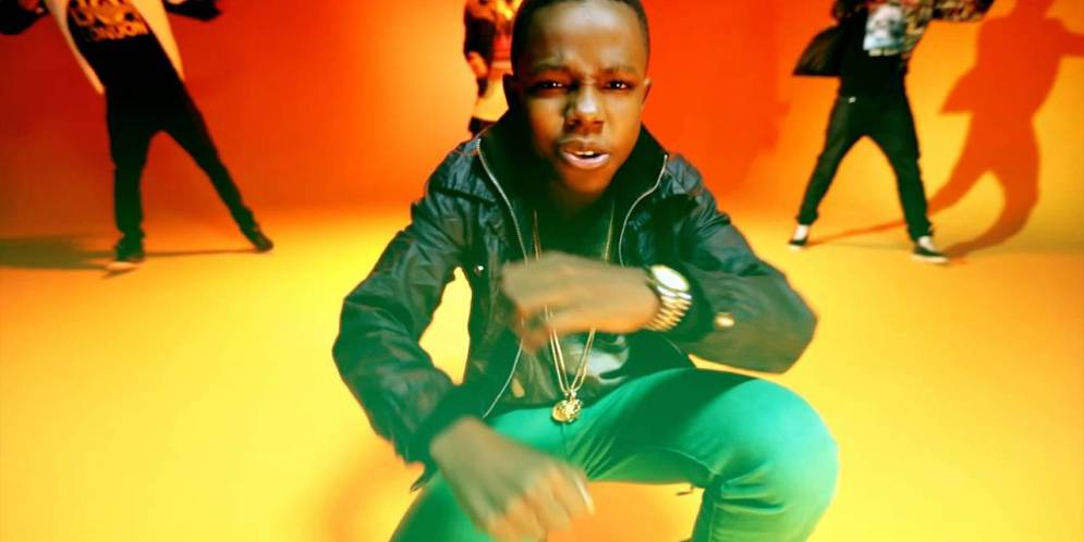 13-yr-old Kid; Swag Kid – Jupa : Video [dl]