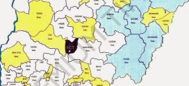 See the National Confab's Delegated New Map of Nigeria : Photo