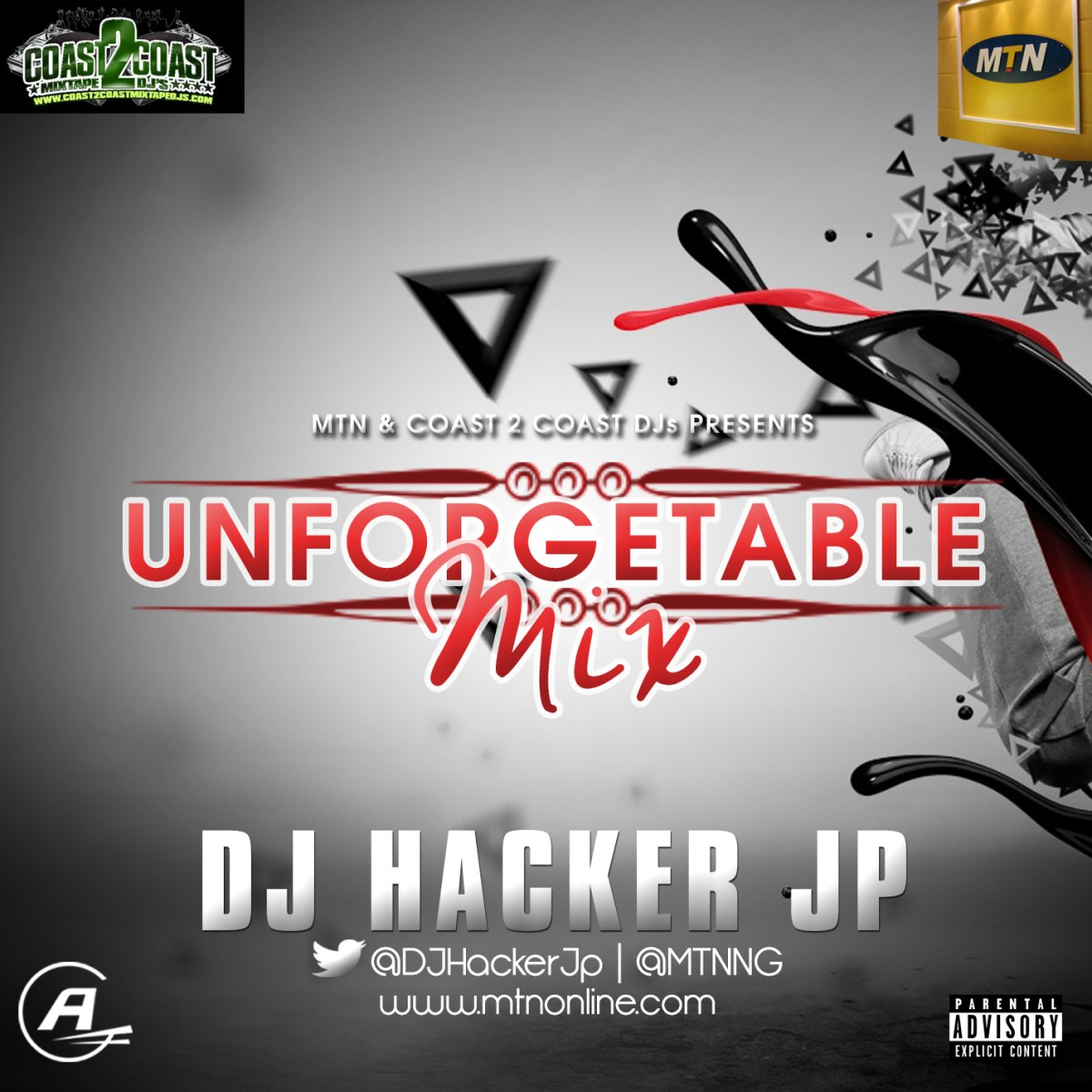 Mixtape: DJ Hacker Jp - Unforgetable Mix [@MTNNG]