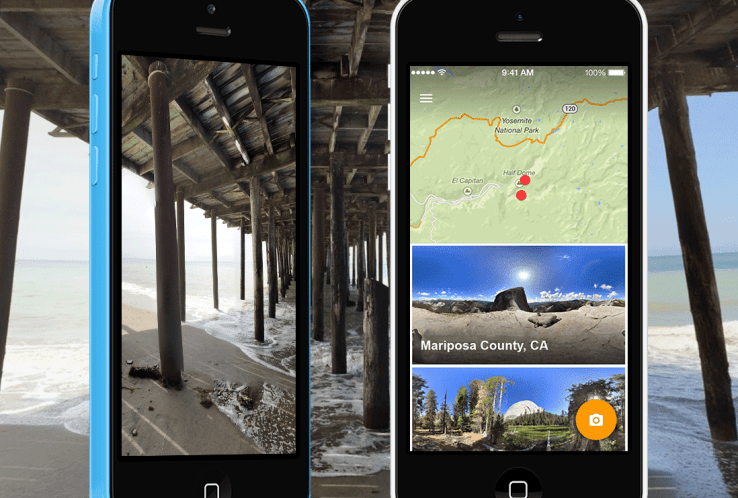 Google Launches its Photo Sphere Camera Application On iOS