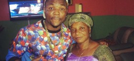 E! News: Oritse Femi Shows Off Photo Of His Mother