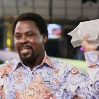 Here's What T.B Joshua Has to Say on The Collapsed Building