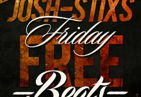 Free Beat Friday – Josh_Stixs [@josh_stixs] – 7 Dope Instrumentals
