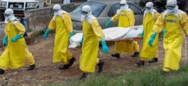 According to WHO, Ebola Has Brought About Over 5,689 Deaths & 15,935 Cases