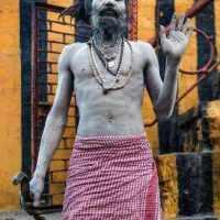 Indian Monks Survive on Human Flesh