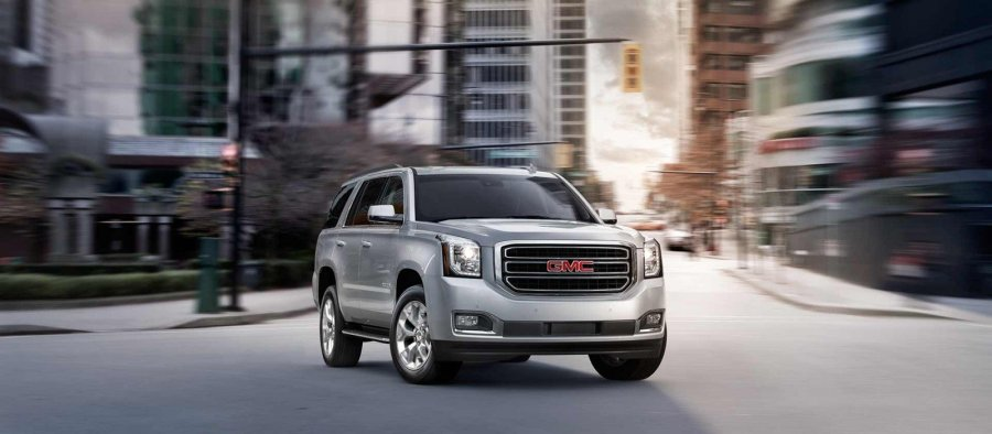 GMC Yukon Finance Offers   Prices in Portland from Buick GMC of     New 2018 GMC Yukon for Sale Portland OR