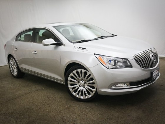 Pre Owned Sedan For Sale at Buick GMC of Beaverton in Portland Used 2014 Buick LaCrosse in Portland Oregon